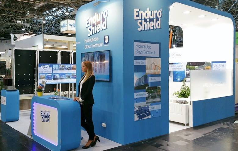 Glasstec 2016 - EnduroShield