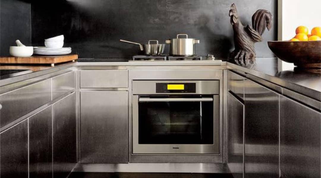 Easy clean stainless steel coating - EnduroShield easy clean