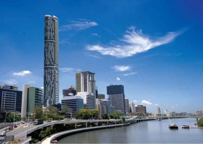 Infinity Tower- AUSTRALIA