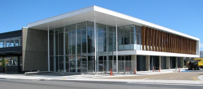 Oran Park Administration Center – AUSTRALIA