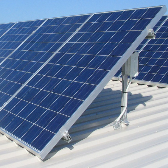 how to clean solar panels - EnduroShield anti-soiling coating