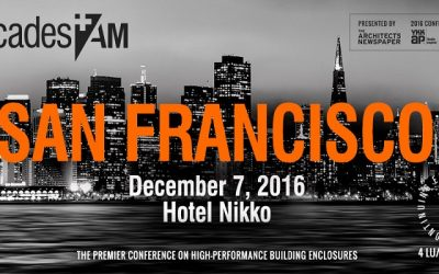 Facades Plus SF 2016