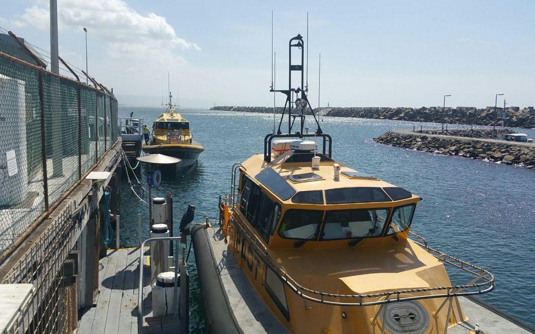 Pilot Vessels & Control Tower – AUSTRALIA