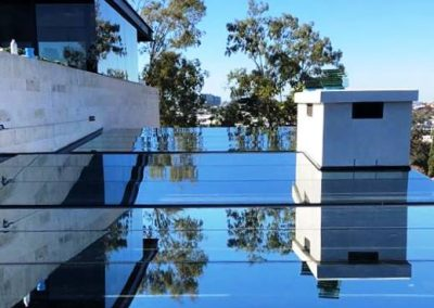 Polytron Glass Roof – AUSTRALIA