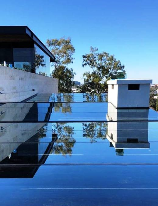Polytron Glass Roof – AUSTRALIA